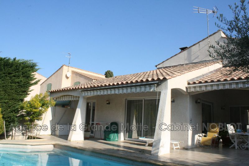 Photo Villa La Grande-Motte   achat villa  3 chambres   130m²