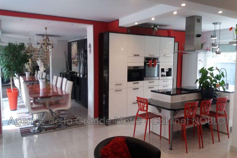 Villa La Grande-Motte   achat villa  4 chambres   120m²