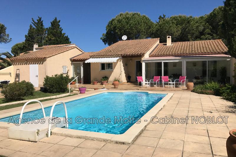 Photo Villa La Grande-Motte   achat villa  3 chambres   123m²