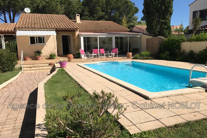 Villa La Grande-Motte   achat villa  3 chambres   123m²