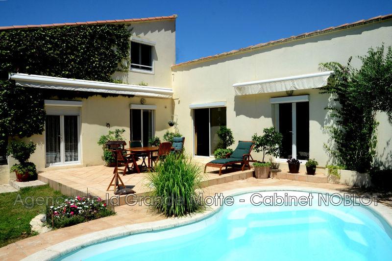 Villa La Grande-Motte  Viager villa  4 chambres   140m²