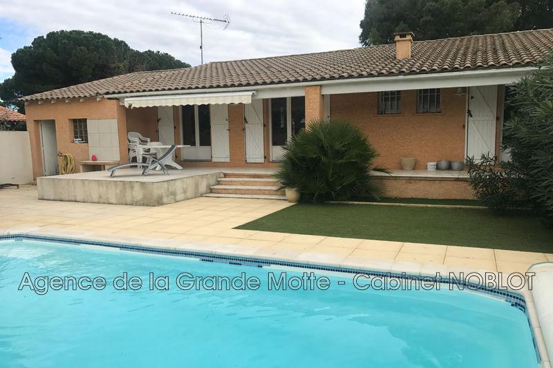 Villa La Grande-Motte   achat villa  3 chambres   90m²