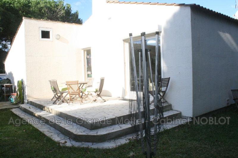 Villa La Grande-Motte   achat villa  2 chambres   65m²