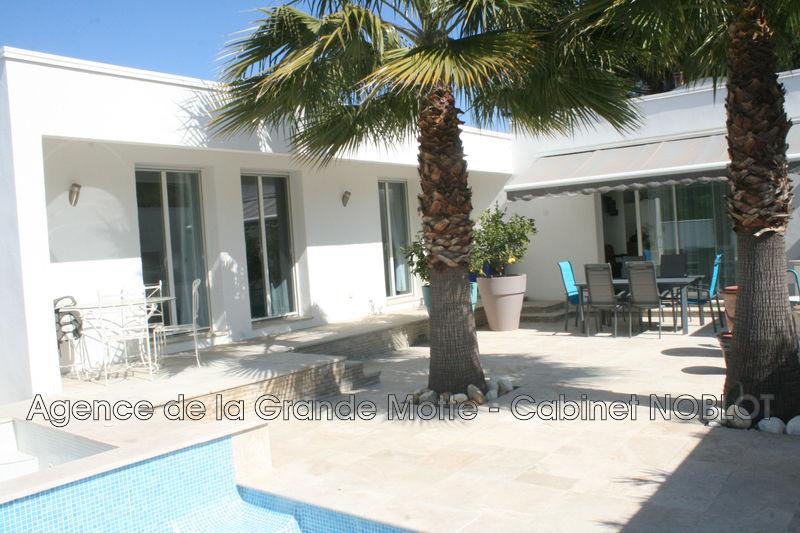 Villa La Grande-Motte   achat villa  3 chambres   125m²