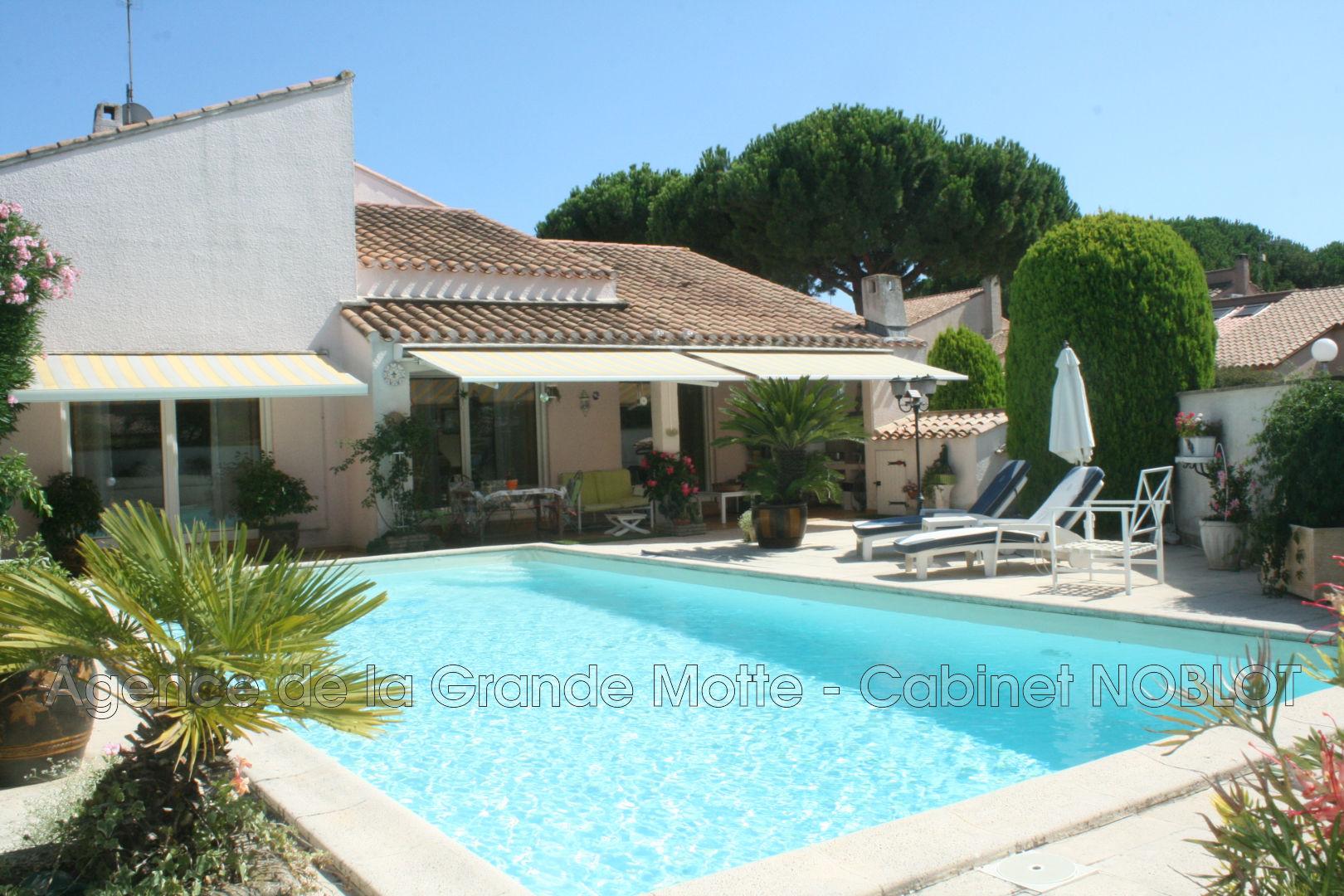 Villa La Grande Motte To Buy Villa 3 Bedroom 150 M