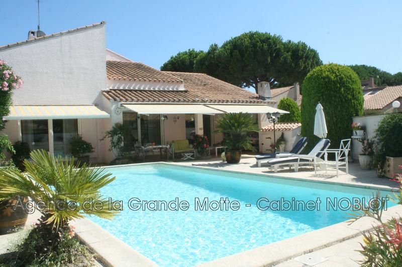 Villa La Grande-Motte   achat villa  3 chambres   150m²
