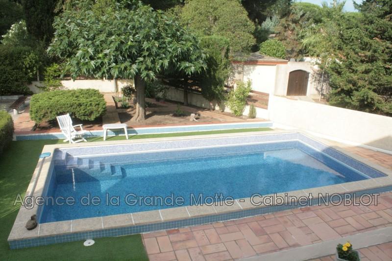 Villa La Grande-Motte   achat villa  3 chambres   151m²