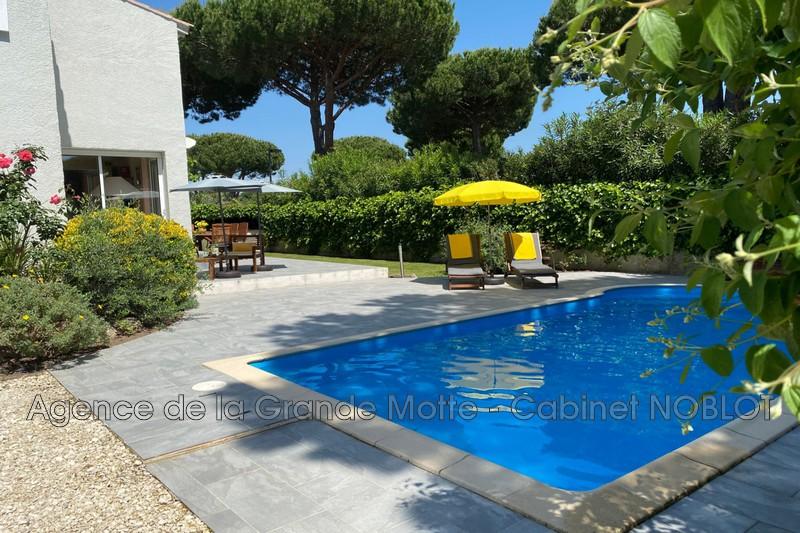 Villa La Grande-Motte   achat villa  3 chambres   162m²