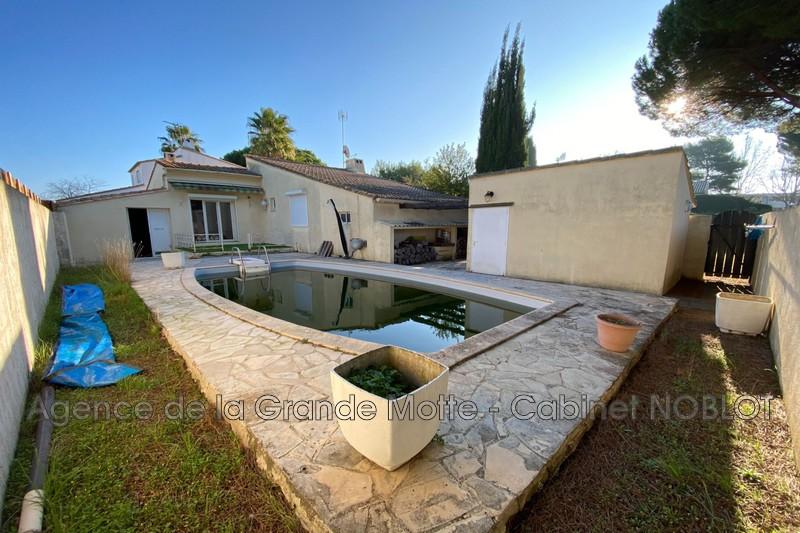 Villa La Grande-Motte   achat villa  3 chambres   157m²