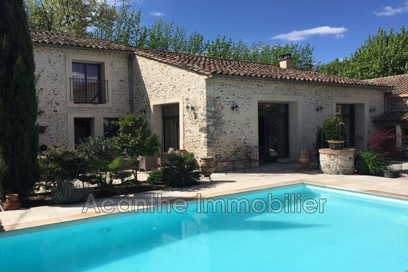 Photo n°4 - Vente maison de caractère Saint-Bauzille-de-Putois 34190 - 830 000 €