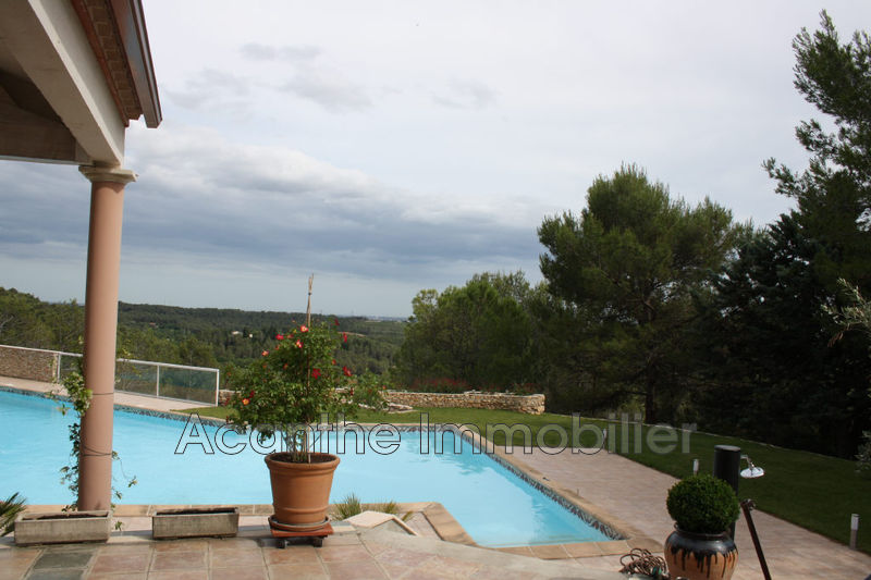 Photo Villa Montpellier Grabels,   achat villa  7 chambres   295m²
