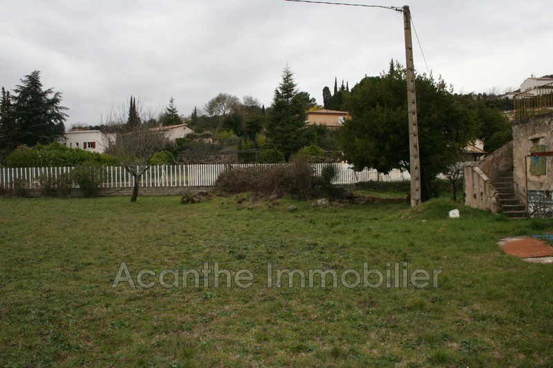 Photo Land Lodève Lodève,   to buy land   1700 m²