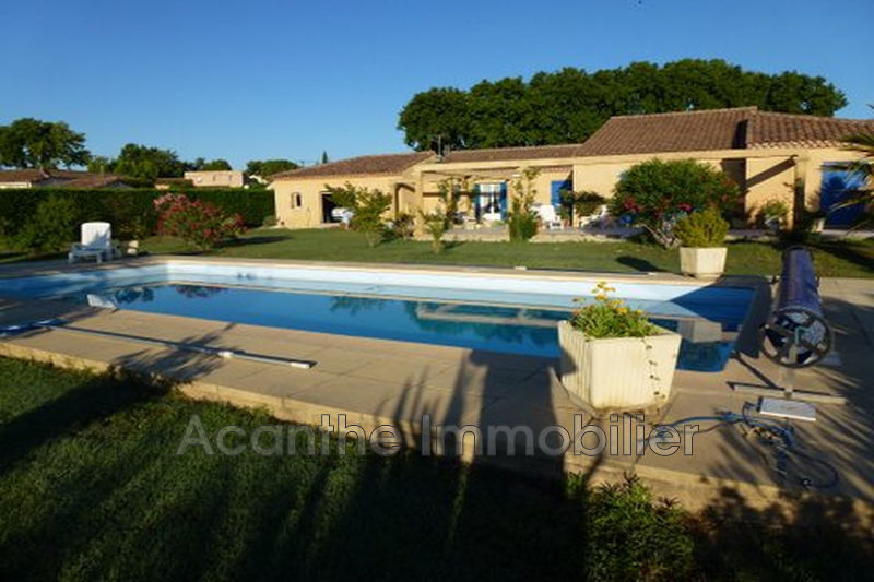 Photo Villa Saint-Drézéry Nord,   achat villa  4 chambres   225m²