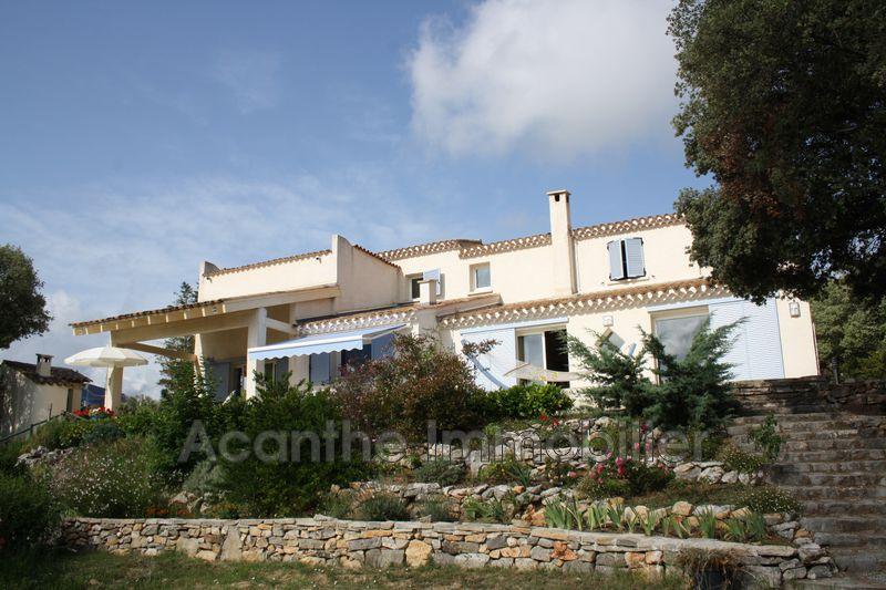 Photo Villa Saint-Martin-de-Londres Nord montpellier,   achat villa  4 chambres   240m²