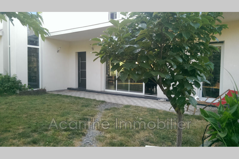 Photo Maison contemporaine Montpellier Pompignane,   achat maison contemporaine  4 chambres   150 m²