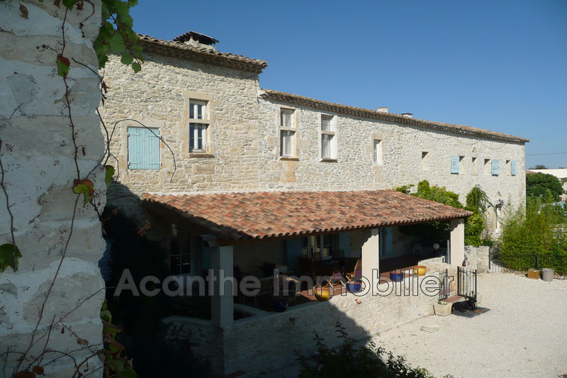 Photo Propriété Nîmes   achat propriété  20 pièces   1500m²