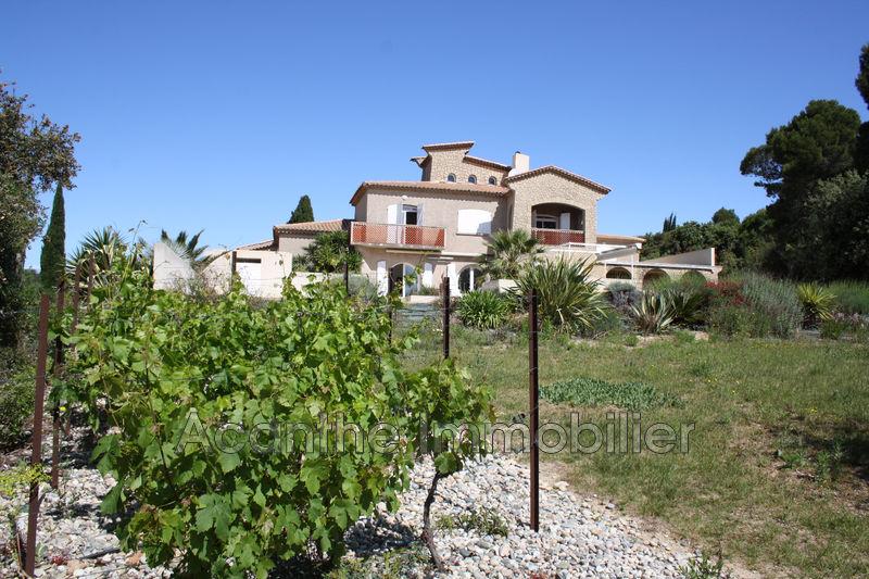Photo Villa provençale Mireval   achat villa provençale  7 chambres   450m²