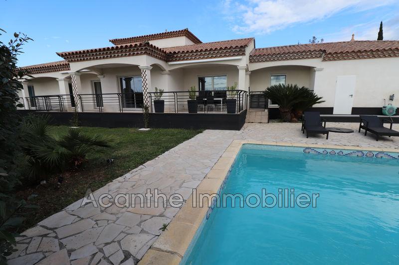 Photo Maison contemporaine Combaillaux Nord montpellier,   achat maison contemporaine  5 chambres   230m²