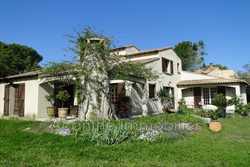 Photo Villa Castelnau-le-Lez   achat villa  4 chambres   175m²