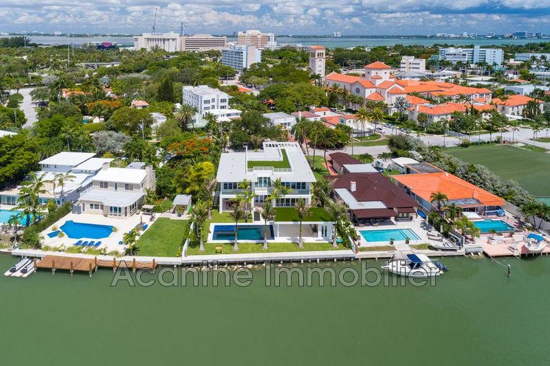 Photo Propriété Miami Floride,   achat propriété  5 chambres   700m²