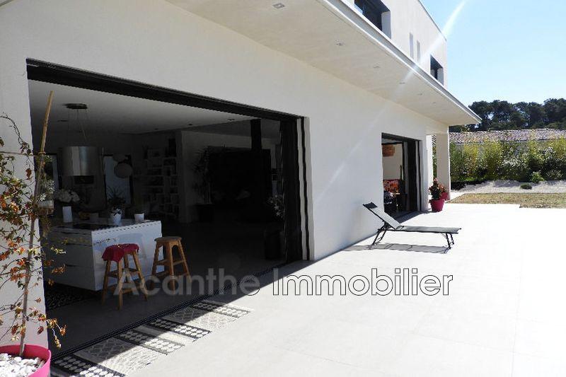 Photo Maison contemporaine Prades-le-Lez Nord montpellier,   achat maison contemporaine  4 chambres   220m²