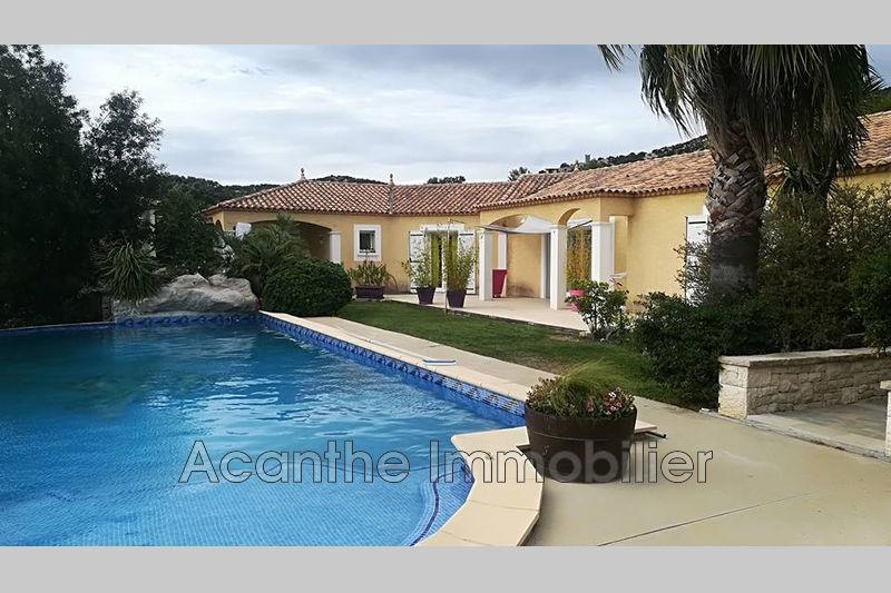 Photo Villa Cazevieille Pic saint loup,   achat villa  9 chambres   330m²
