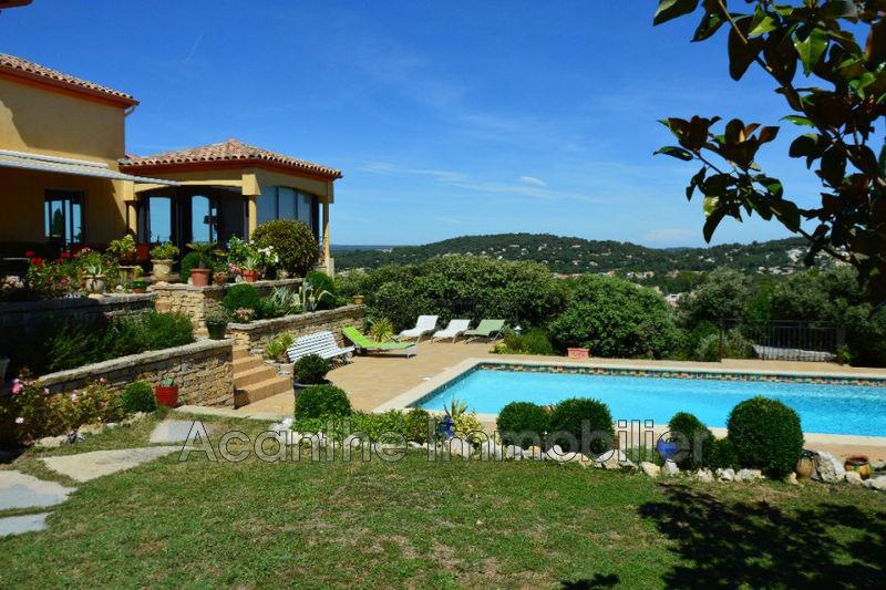 Photo Villa Saint-Gély-du-Fesc   achat villa  4 chambres   240m²