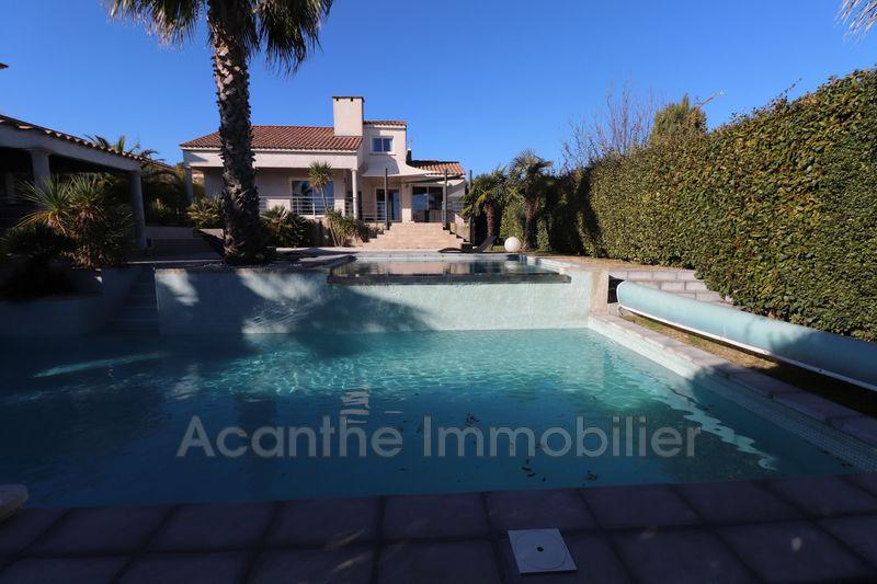 Photo Villa Saint-Drézéry   achat villa  4 chambres   155m²