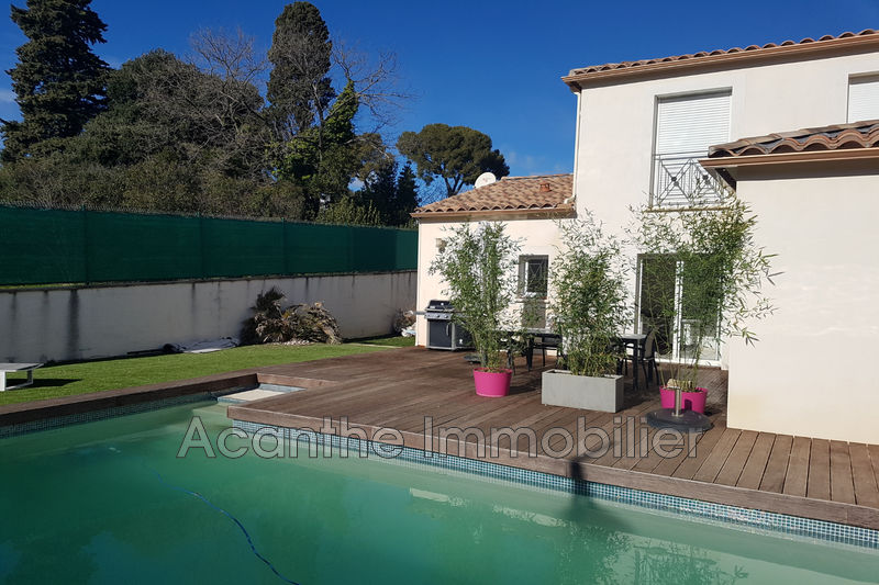 Photo Maison Montpellier Aiguelongue,   achat maison  4 chambres   160 m²