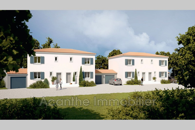 Photo Contemporary house Montpellier Chamberte,   to buy contemporary house  3 bedroom   77 m²