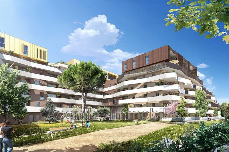 Photo Appartement Montpellier Prés d'arènes,   achat appartement  3 pièces   57m²