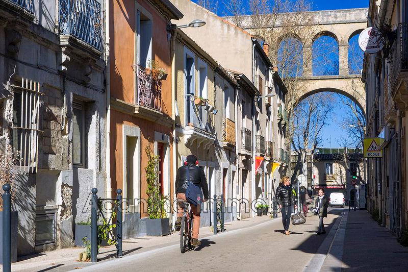Photo Immeuble Montpellier Arceaux,   achat immeuble  7 pièces   200m²