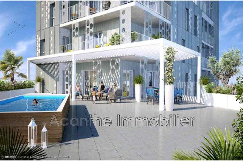 Photo Appartement de prestige Montpellier Gare,   achat appartement de prestige  4 pièces   112m²