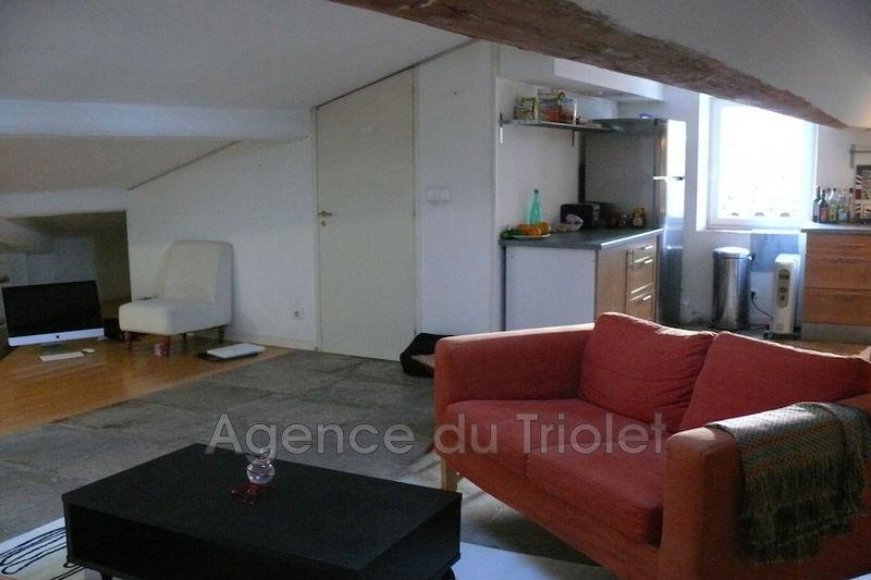 Photo Mansarde Montpellier  Hire mansarde  2 room   50m²