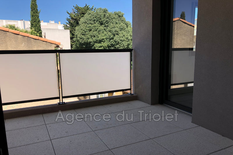 Photo n°1 - Location appartement Montpellier 34000 - 698 €