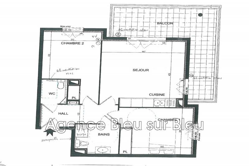 Photo n°13 - Vente appartement Antibes 06600 - 285 000 €