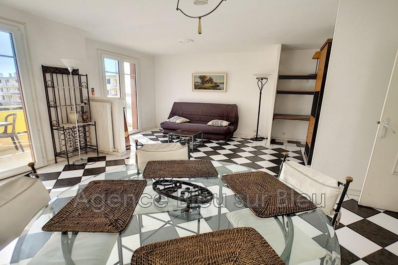 appartement  3 rooms  Juan-les-Pins La colle badine  61m² -