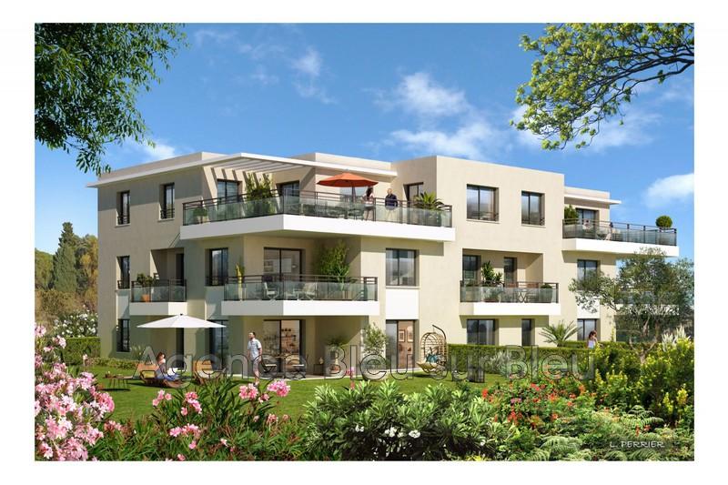 Photo Appartement Antibes Fontmerle peyregoue,   achat appartement  3 pièces   73m²