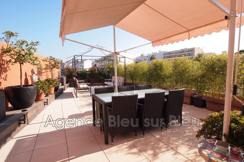 appartement  5 rooms  Juan-les-Pins Downtown  134m² -