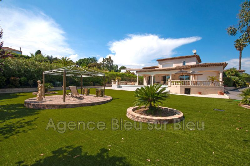 Photo House Antibes La fontonne val claret,   to buy house  3 bedrooms   155 m²
