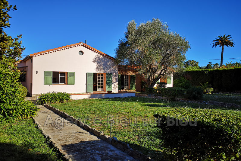 Photo House Antibes Début cap d'antibes,   to buy house  4 bedrooms   110 m²