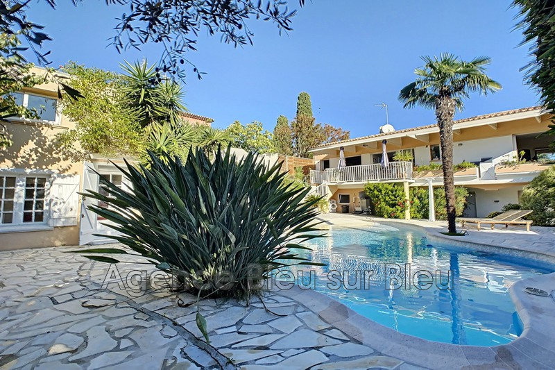 Photo House Antibes Rabiac roi soleil,   to buy house  6 bedrooms   166 m²