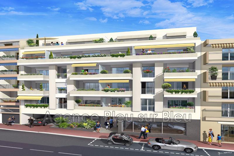 Appartement Antibes Centre-ville,  Neuf appartement  4 pièces   84m²
