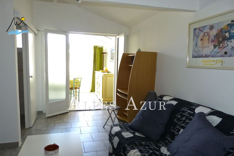 Photo Ground garden Cagnes-sur-Mer Breguieres,  Rentals ground garden  1 room