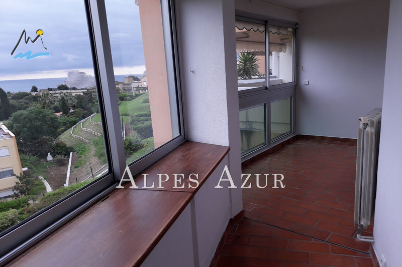 Photo n°1 - Location appartement Villeneuve-Loubet 06270 - 670 €