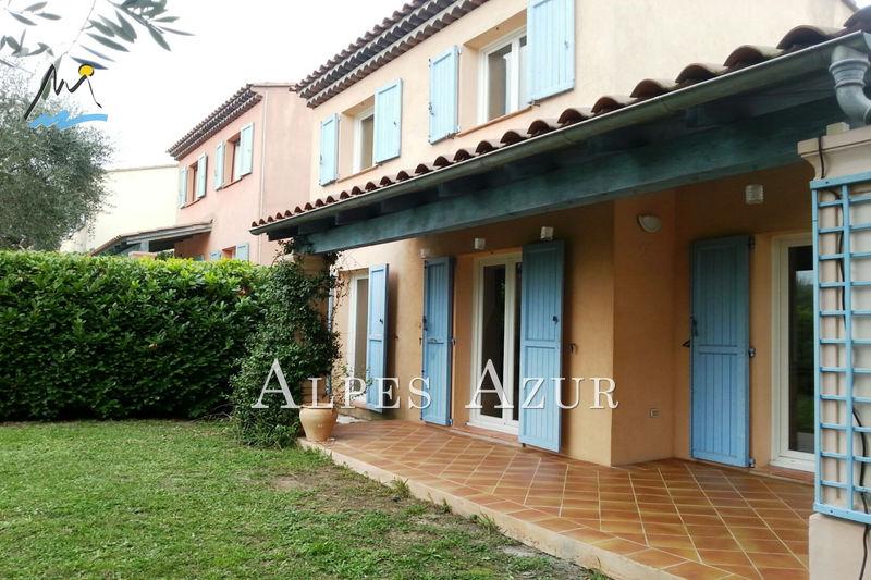 Maison La Colle-sur-Loup  Location maison  3 chambres   90m²