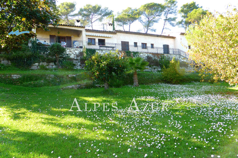 Photo Villa La Colle-sur-Loup Résidentiel proche village,   to buy villa  3 bedrooms   130 m²