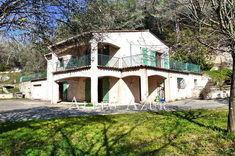 Photo Villa La Colle-sur-Loup Résidentiel proche village,   to buy villa  4 bedrooms   160 m²