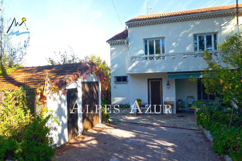 Villa Cagnes-sur-Mer Parc saint véran,   achat villa  5 chambres   160m²