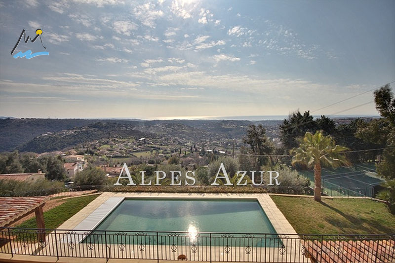 Photo Villa Vence Hauteurs de vence,   to buy villa  6 bedrooms   502 m²